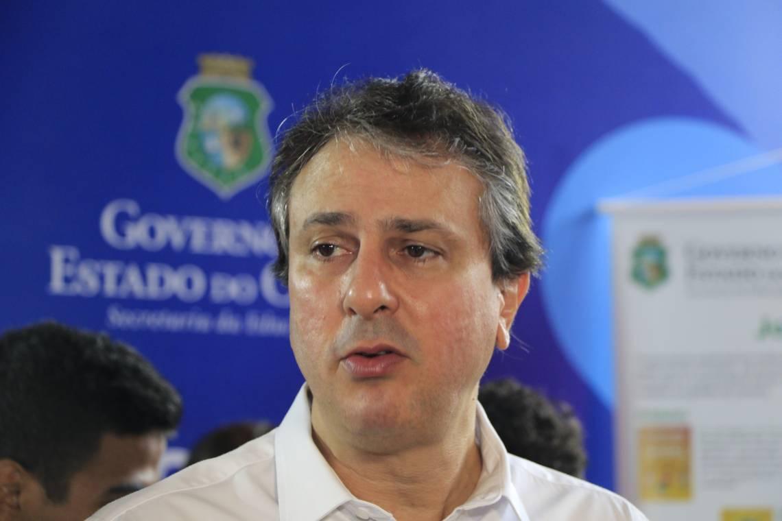 Camilo tem se mostrado alheio às discussões do PT em Fortaleza