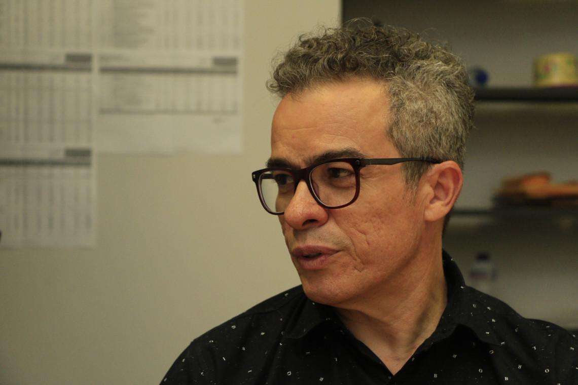 Fabiano Piúba, secretário de Cultura do Ceará