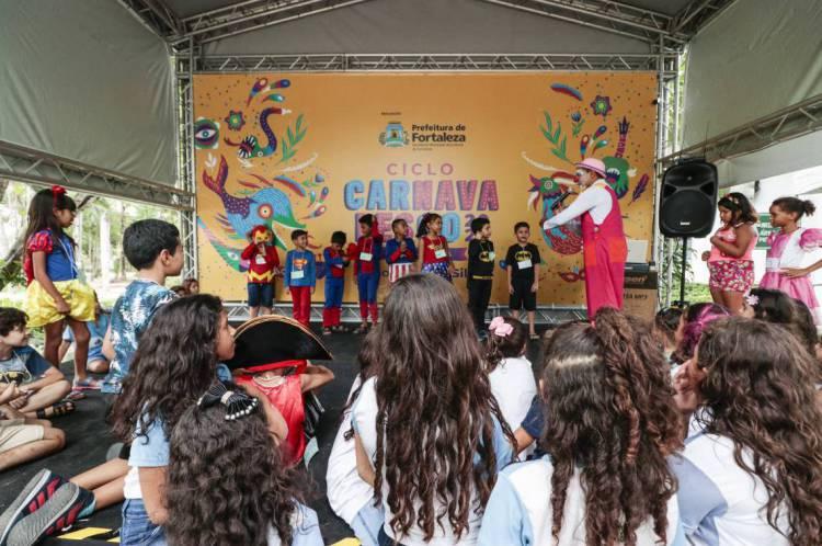 Esta é a segunda edição do evento, que teve ampliação em sua estrutura neste ano e contou com um show do palhaço Babalu.