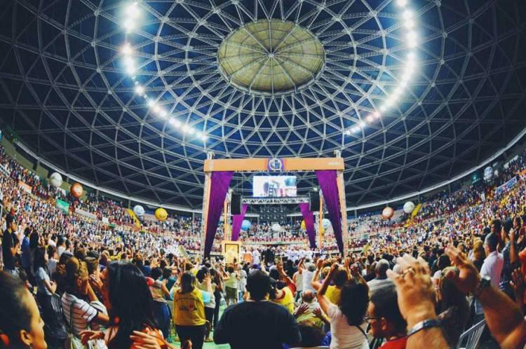 A expectativa para o Renascer 2020 é de receber 28 mil pessoas nos três dias do evento