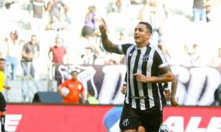 Ceará e Bahia empataram em 2 a 2 pela Copa do Nordeste no Castelão