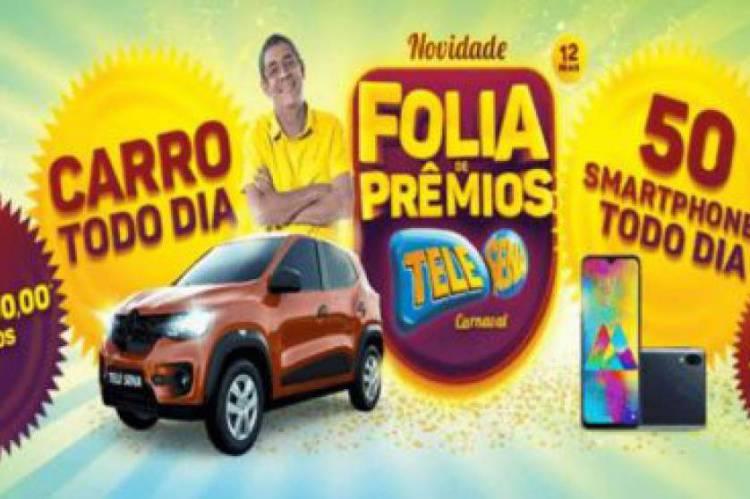 Resultado do quarto sorteio da Tele Sena de Carnaval 2020 de hoje, domingo, 23 de fevereiro (23/02)