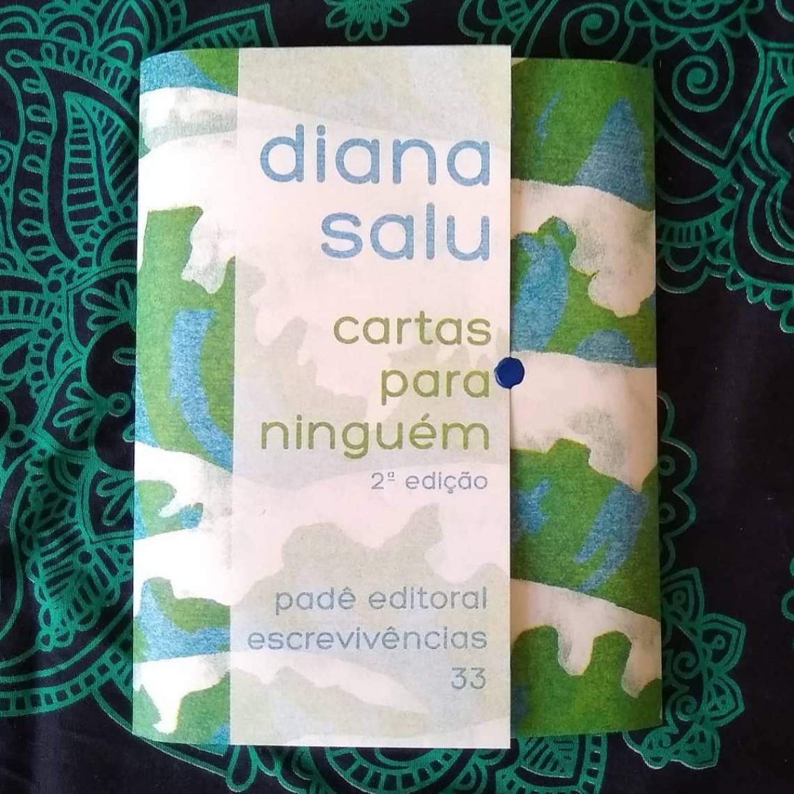 Diana Salu lança
