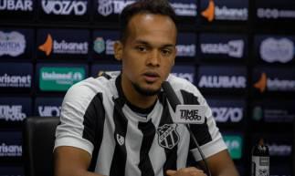 Bruno Pacheco comentou sobre partida contra Oeste-SP