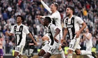Com Cristiano Ronaldo, Juventus conquistou seu oitavo título italiano seguido na temporada 2018/2019