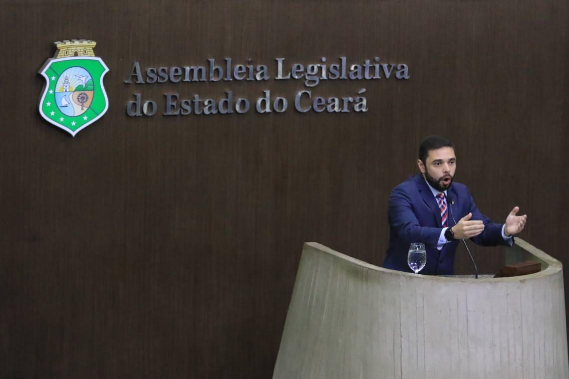 Julio Cesar Filho (PPS), deputado estadual e líder do governo