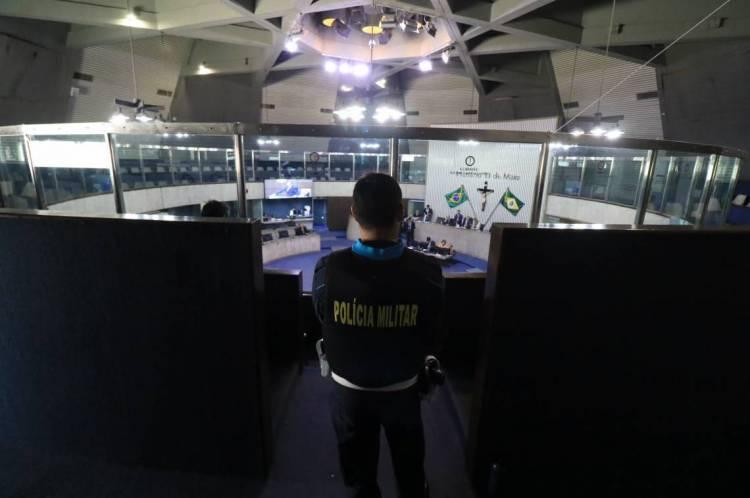COMISSÕES da AL-CE começarão a analisar hoje proposta definida entre governo e entidades que representam policiais