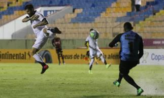 O último empate do Ceará foi diante do Oeste, pela Copa do Brasil.