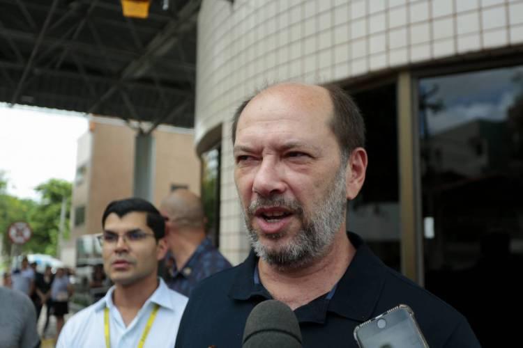 Prefeito de Sobral, Ivo Gomes (Foto: JÚLIO CAESAR)