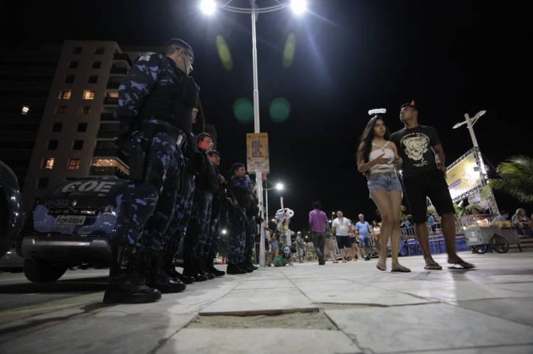 Os policiais deveriam ter se apresentado para participar da Operação Carnaval no Estado