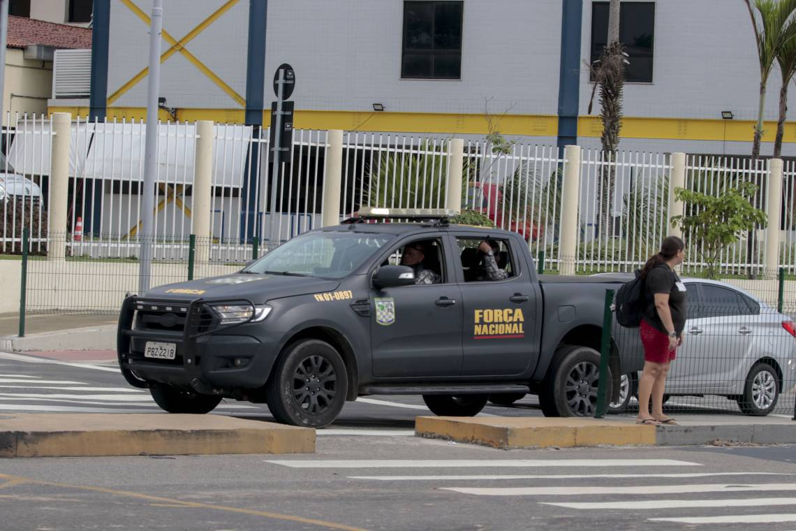 FORÇAS ARMADAS assumiram segurança pública no Ceará durante decreto de Garantia da Lei e da Ordem