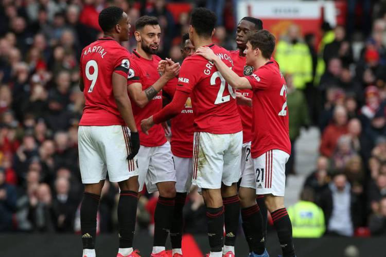 Manchester United e Granada duelam hoje pelas quartas de final da Liga Europa; você pode assistir à transmissão ao vivo pela TV (Foto: Manchester United via Getty Images)