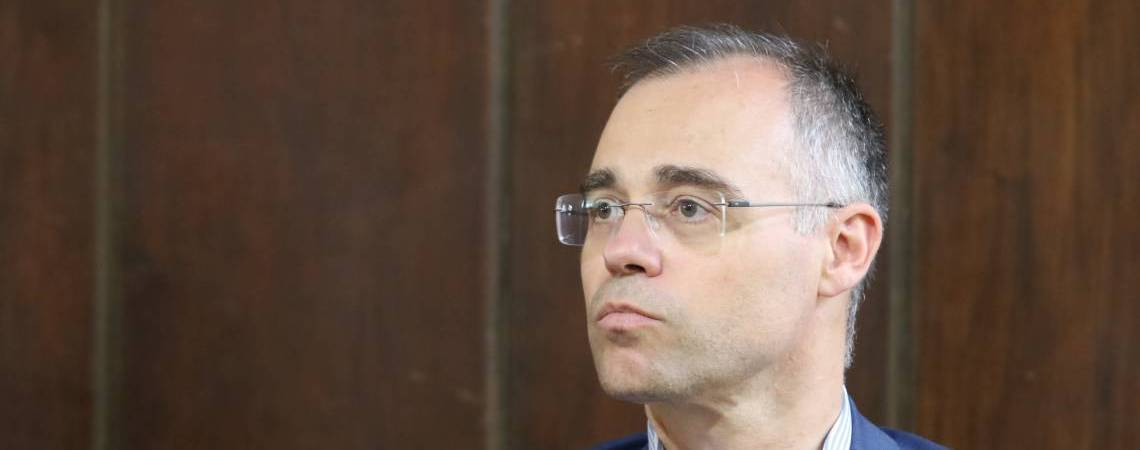 André Mendonça é o novo ministro da Justiça e Segurança Pública (Foto: FÁBIO LIMA/O POVO)