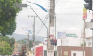 Cariri registrou presença das Forças Armadas na manhã desta terça-feira.