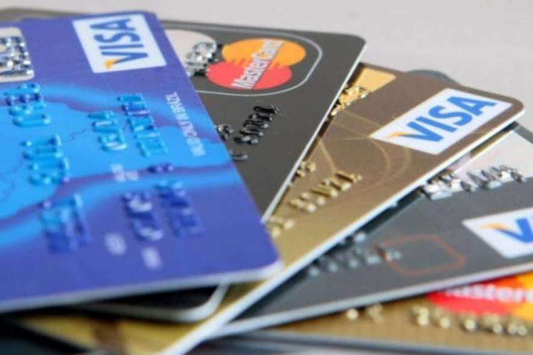 Entre as formas de pagamento a prazo mais citadas, o cartão de crédito foi o mais utilizado (Foto: Arquivo)