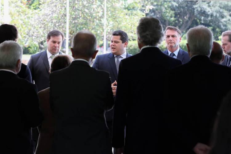 Na prática, a MP perde poder (Foto: Marcos Corrêa/PR)