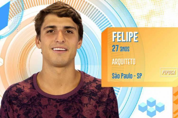 Felipe Prior foi eliminado do BBB 20 em paredão histórico, que somou mais 1,5 bilhão de votos