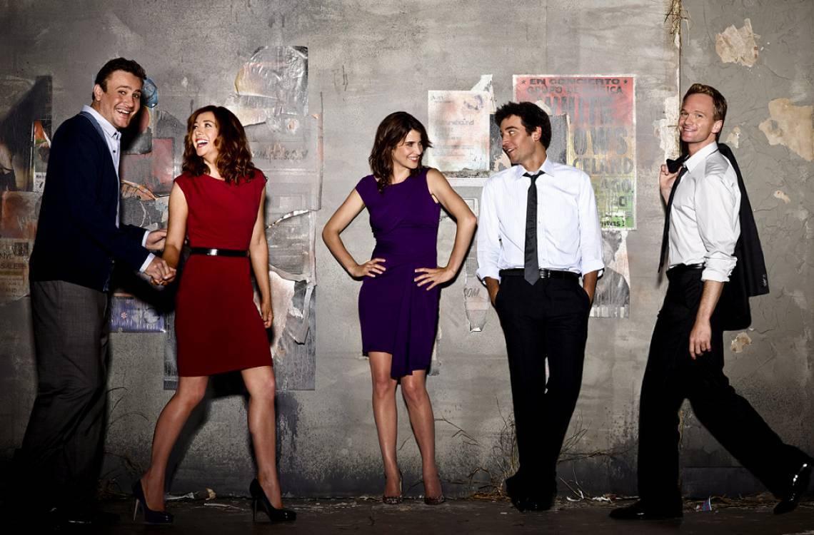 Série com nove temporadas traz a busca de Ted Mosby pela