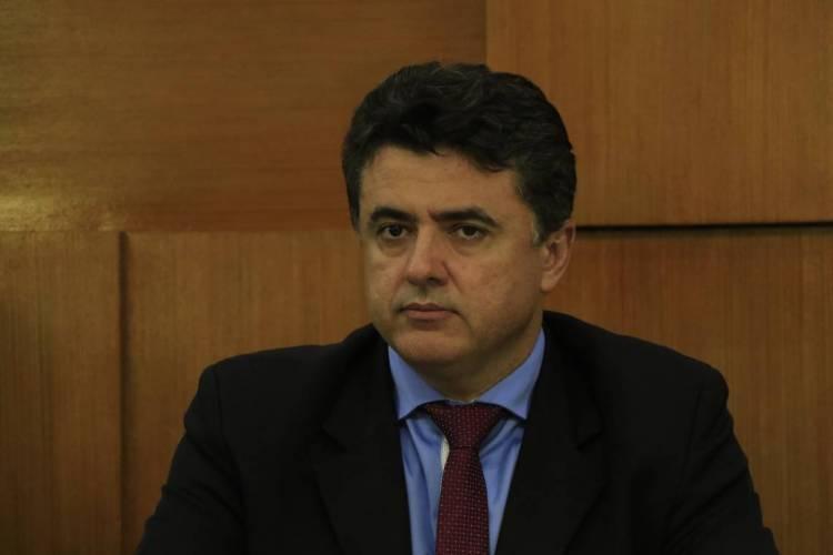 Manuel Pinheiro fez recomendação aos prefeitos (Foto: MAURI MELO/O POVO)