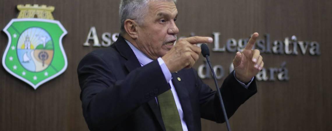 Deputado Delegado Cavalcante (Foto: Deísa Garcêz/Especial para O POVO)
