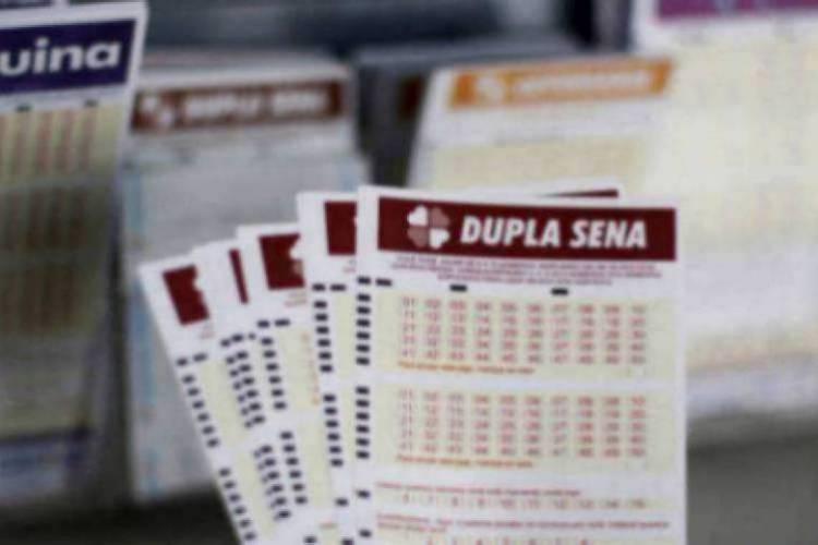 Concurso 2.070 da Dupla Sena tem prêmio estimado em R$ 30 milhões (Foto: DEISA GARCÊZ/O POVO)