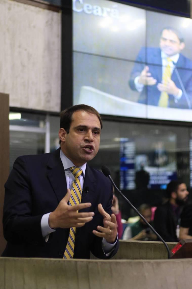 Vereador Salmito Filho (PDT) foi o segundo que mais aprovou projetos