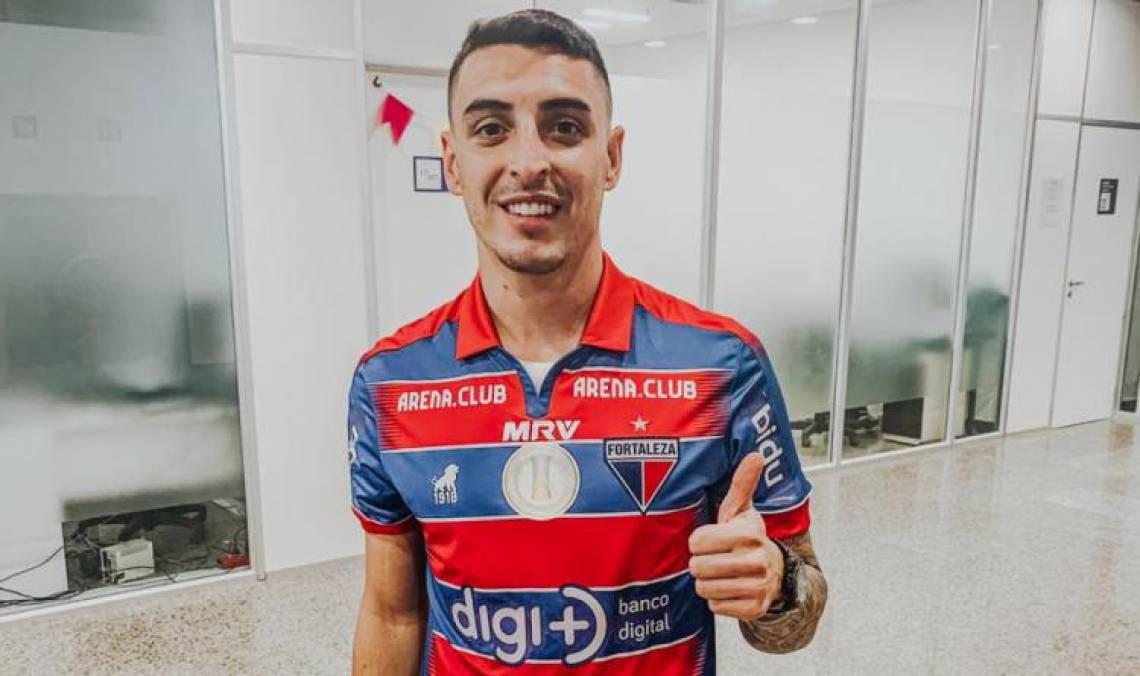 Mariano Vázquez é recordista em minutos em campo pelo Fortaleza na temporada