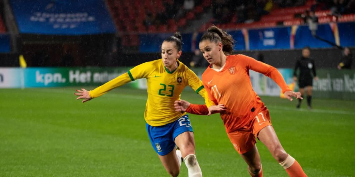 Brasil ficou no 0 a 0 contra a Holanda