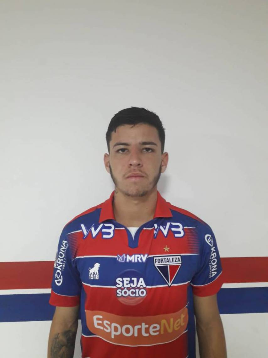 Thiaguinho tem contrato de empréstimo até dezembro de 2021 com o Fortaleza
