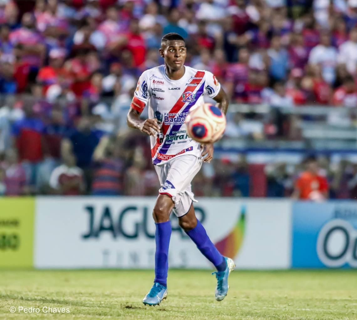 Cléber chegou ao Ceará como artilheiro do Campeonato Cearense, com sete gols
