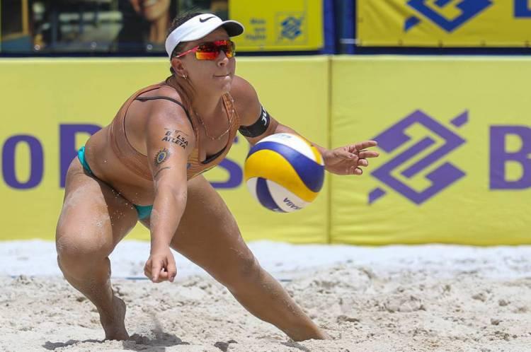 Pandemia impactou continuidade do principal torneio de vôlei de praia no Brasil