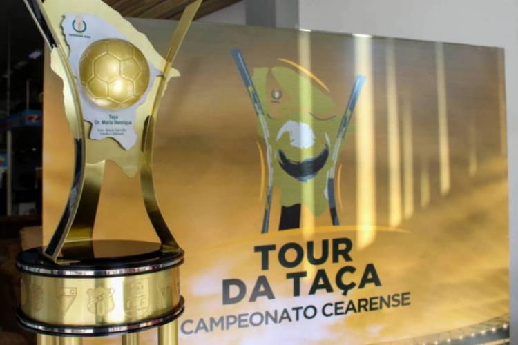 Taça do Campeonato Cearense (Foto: Divulgação)