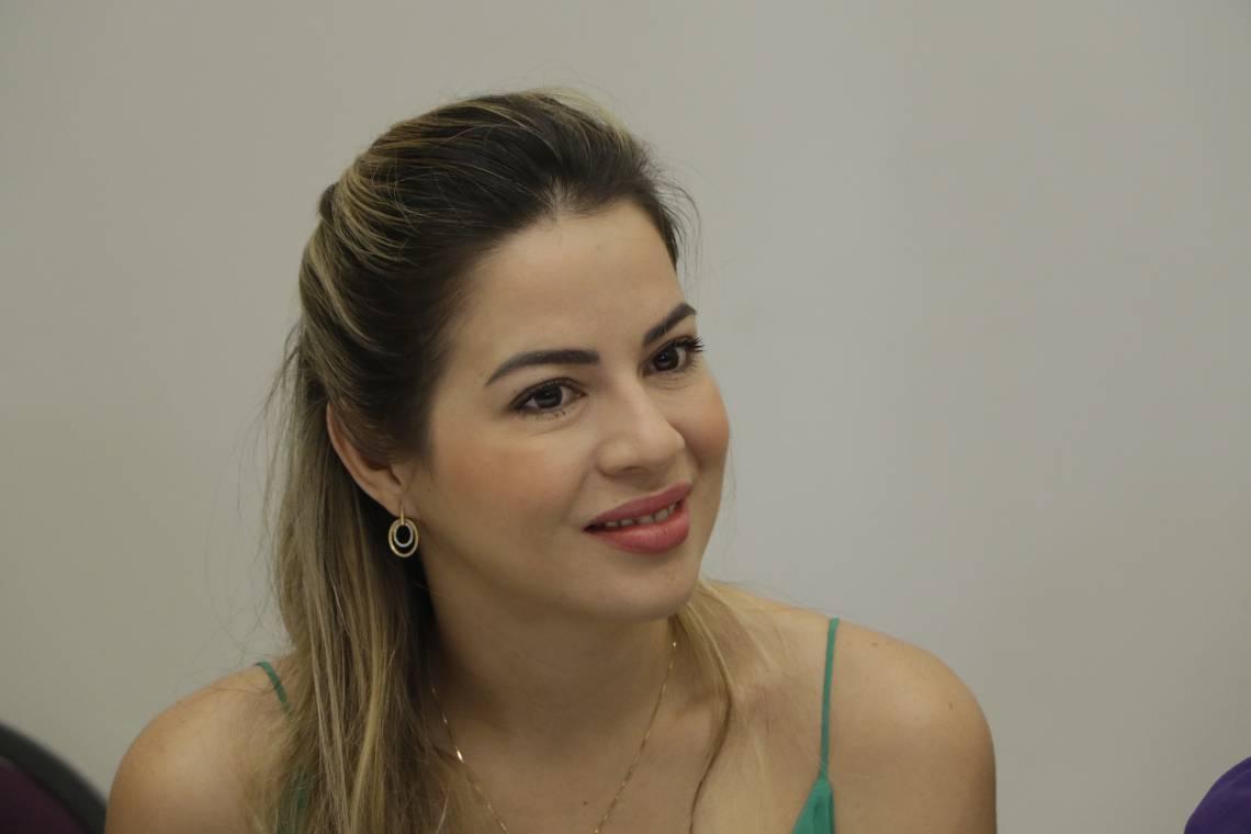 Ónelia Santana, primeira dama do Ceará (FORTALEZA, CE, BRASIL, 06-03-2020 Foto: Mauri Melo/O POVO).