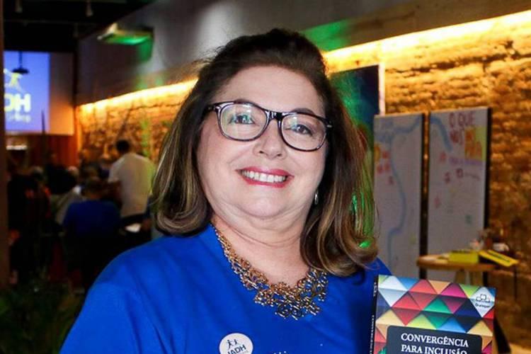 Silvana Parente é doutora em Economia e vice-presidente do Conselho Regional de Economia no Ceará (Corecon-CE) (Foto: Divulgação)