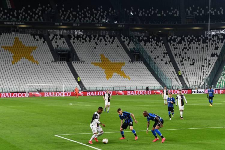 Federação Italiana acredita no retorno do futebol em breve (Foto: Vincenzo PINTO / AFP)