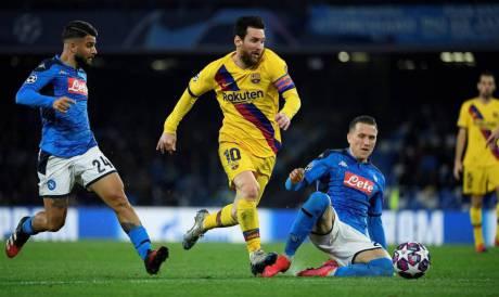 Messi é um dos astros que terá o salário reduzido