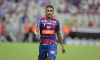 Ederson acabou com jejum sem marcar pelo Fortaleza