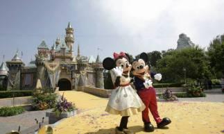 Disneylândia e o Disney California Adventure