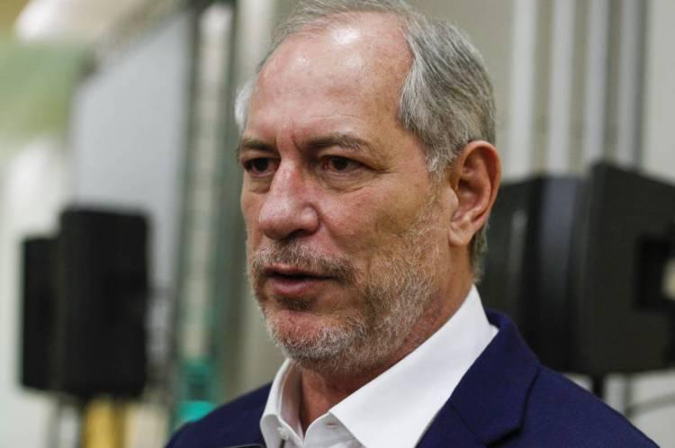 Ciro Gomes, ex-governador do Ceará e ex-ministro