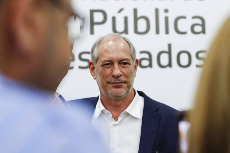 Ciro Gomes pediu desculpas ao povo chinês pelas falas de Eduardo Bolsonaro (foto: Thais Mesquita/O POVO) POL 02.06.2020 (Foto: Thaís Mesquita)