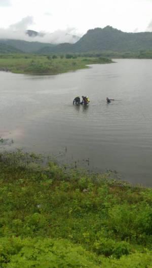 Vitima de afogamento foi encontrada em açude no município de Miraíma