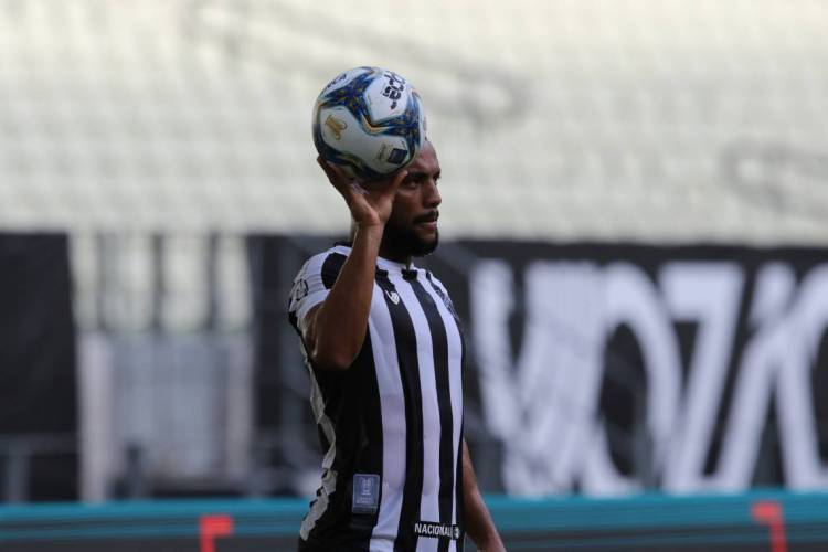 Samuel Xavier espera que o Ceará consiga sequência de resultados positivos na Série A (Foto: FÁBIO LIMA/O POVO)