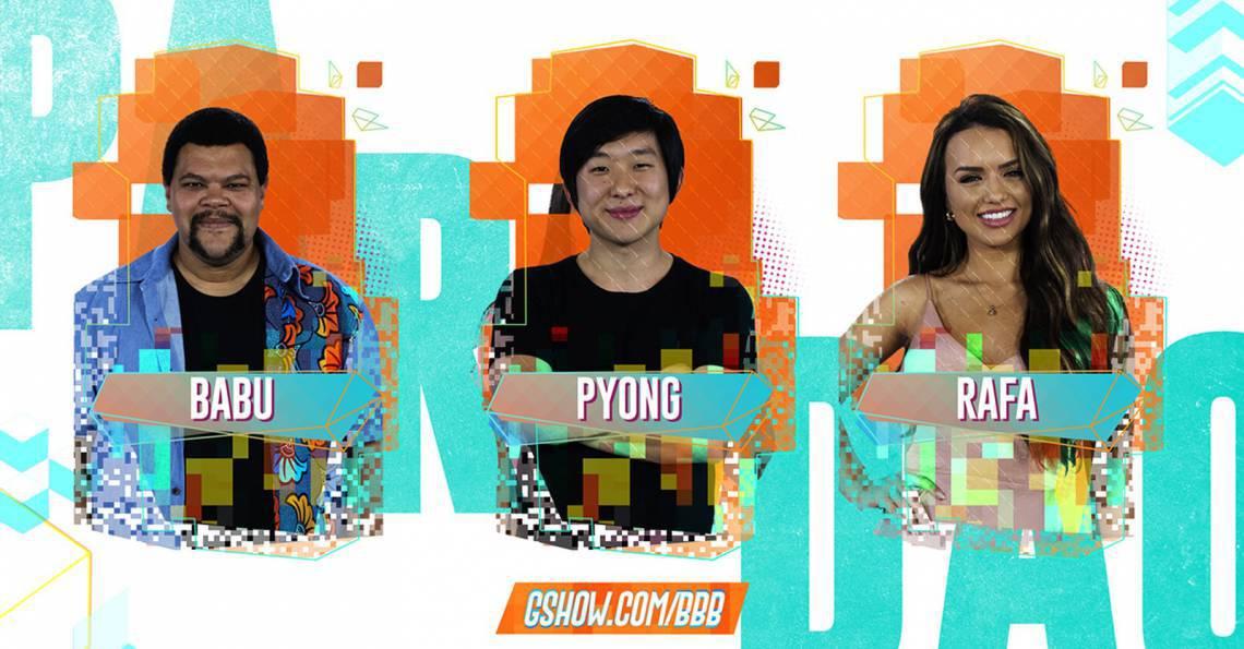 Babu, Pyong e Rafa: quem deve sair do BBB20. Vote na enquete