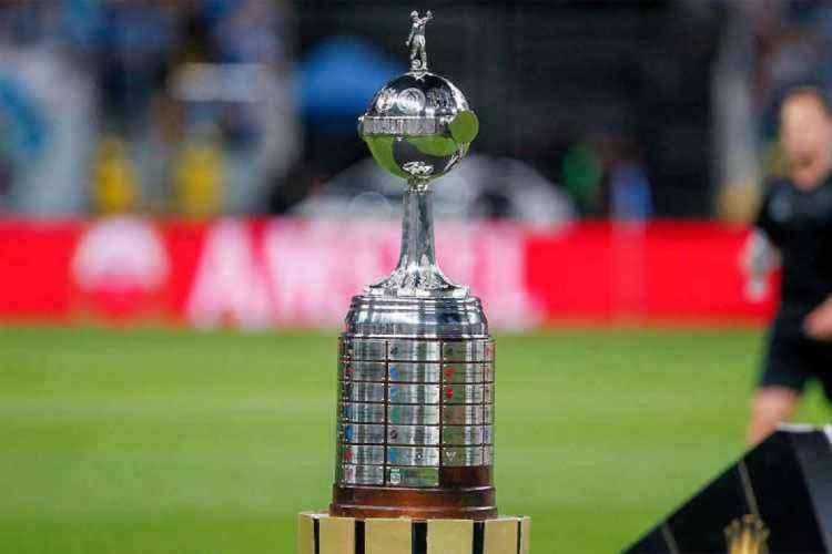 Taça Libertadores será retomada em setembro (Foto: Lucas Uebel/Grêmio)