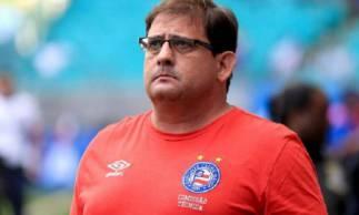 Guto Ferreira tem a missão de manter a evolução de um Ceará em curva ascendente