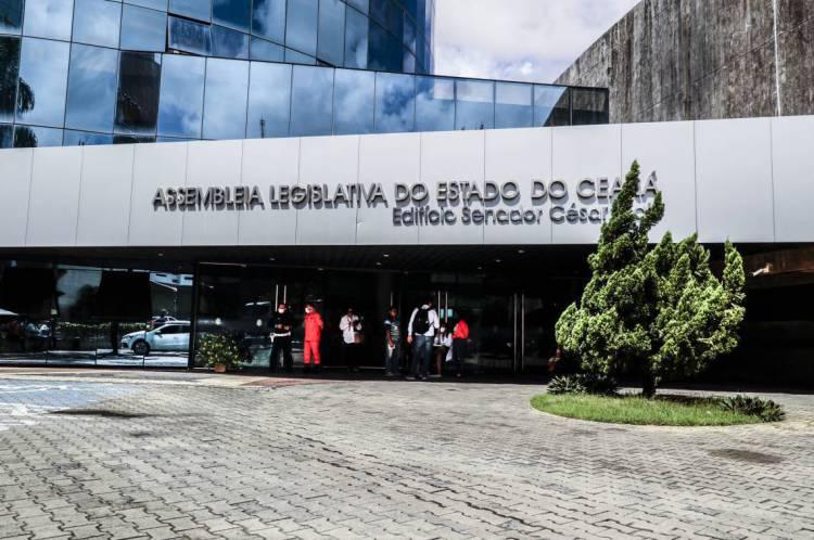 ASSEMBLEIA Legislativa realizou votação pela primeira vez na história em sessão remota