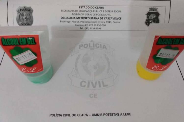 Frascos de 50g sem origem eram vendidos a R$ 12; preço do litro chegava a R$ 80