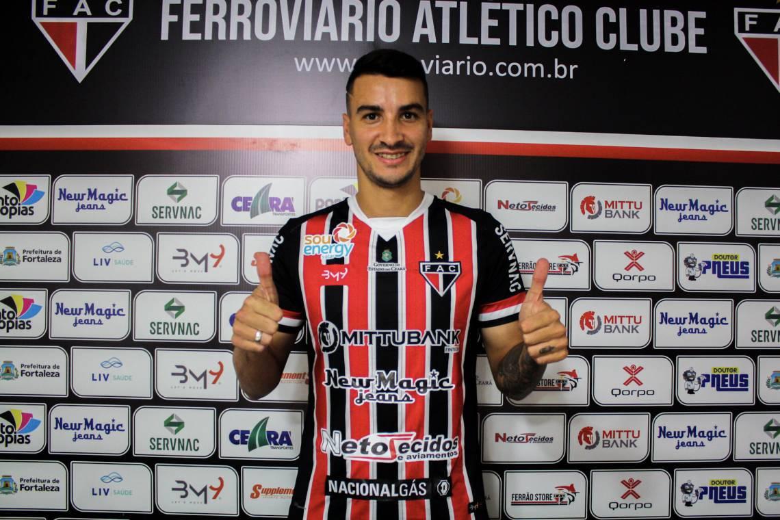 Jogador foi anunciado pelo Ferrão no último dia 13 de março