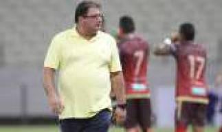 Fortaleza, CE, Brasil, 26-01-2017: Guto Ferreira, treinador do Bahia. Fortaleza empata por 0x0 com o Bahia em jogo válido pela Copa do Nordeste na Arena Castelão. (Foto: Mateus Dantas / O Povo)