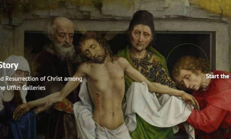 Galeria Uffizi disponibiliza tours pelas obras de artes em inglês